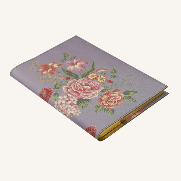 Daycraft Flower Wow Lined Notebook in Mauve