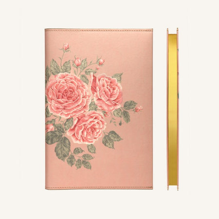 Daycraft Flower Wow Envelope Folder in Ceramic White