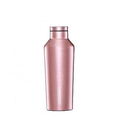 Corkcicle Canteen 270ml, Rose Metallic
