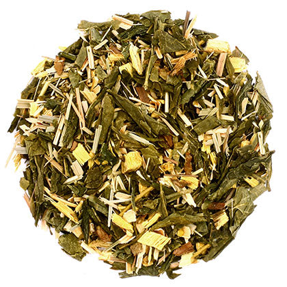 Or Tea? Ginseng Beauty | Green Tea with Ginseng Loose Leaf Tea