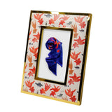 'Goldfish' 4R padded photo frame
