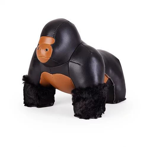 Gorilla Milo Bookend