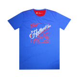 'Holland Gin' Tee, Royal Blue