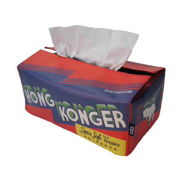 'HongKonger' tissue box cover, Lifestyle Products, Goods of Desire, Goods of Desire