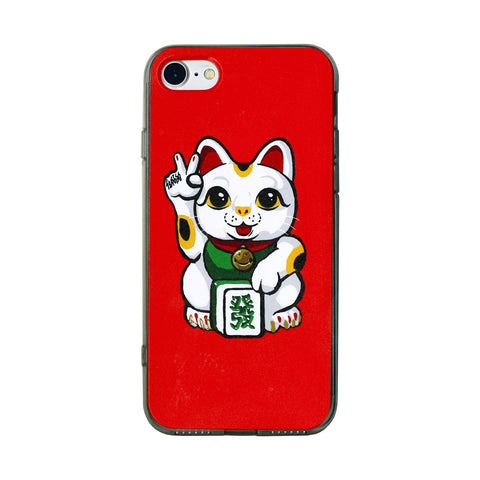 'Lucky Cat' iPhone 7/7+ case