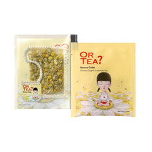 Load image into Gallery viewer, Or Tea? Organic Beeeee Calm - Chamomile Infusion, 10 Sachet Box