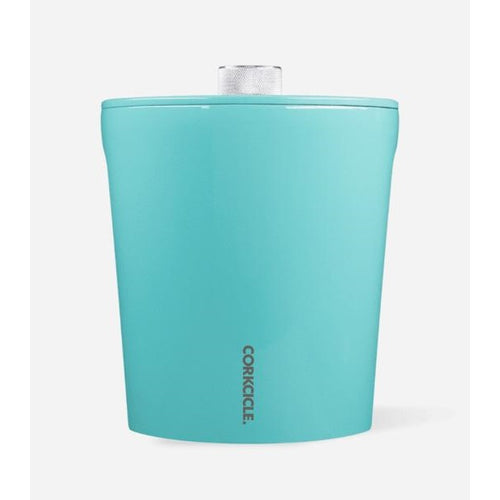 Corkcicle Ice Bucket, Turquoise