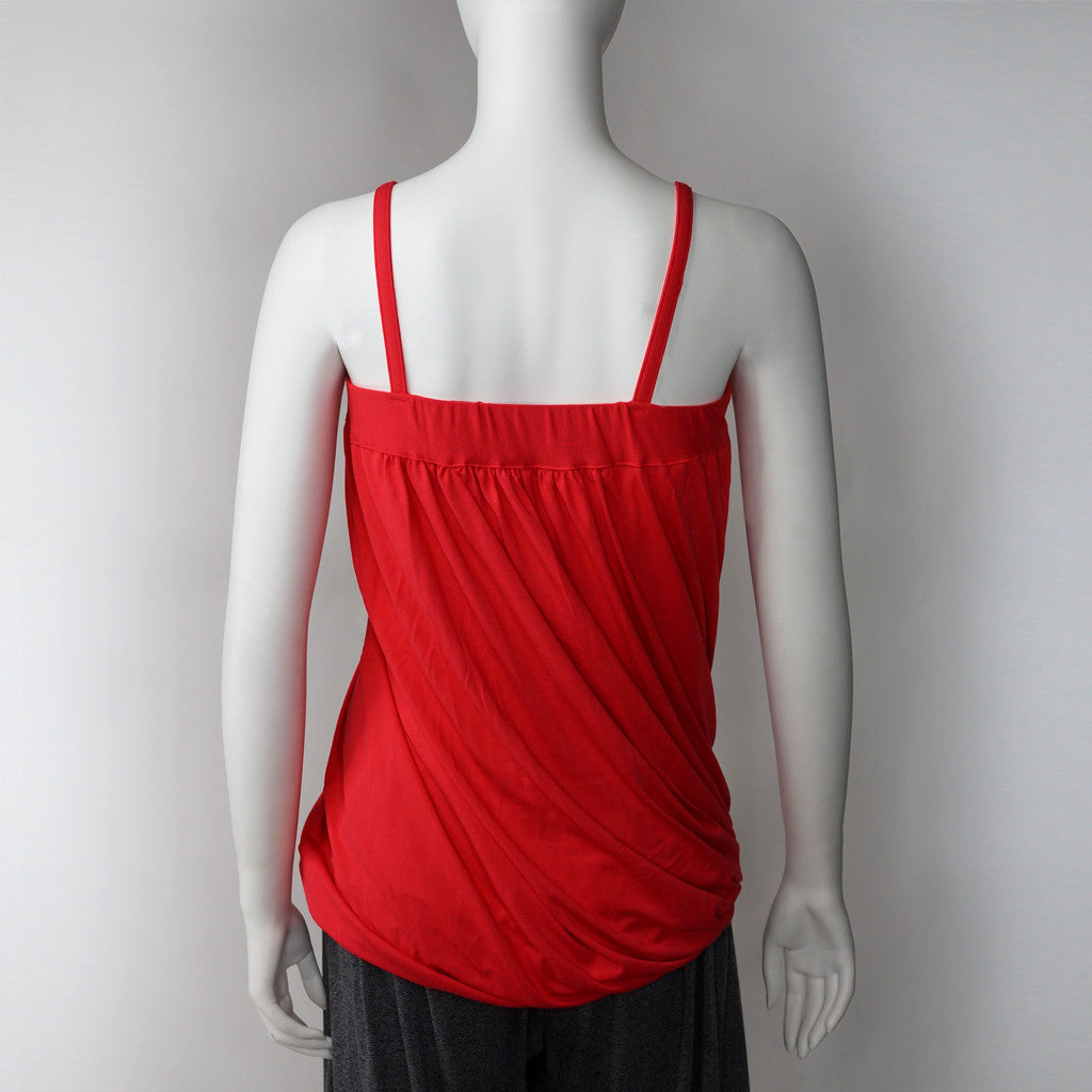 Twisted camisole (coral)