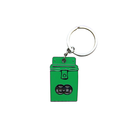 '9up' Keychain
