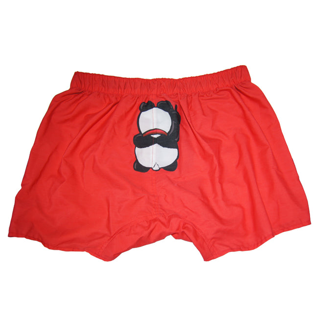 'Lucky Panda' Men Boxer Shorts, Underwear, Goods of Desire, Goods of Desire