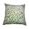 'Mahjong Fan' cushion cover, Homeware, Goods of Desire, Goods of Desire