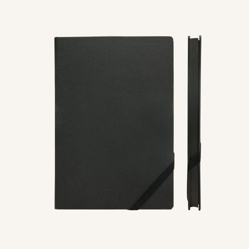 Daycraft Make My Day lined notebook A6 (black)