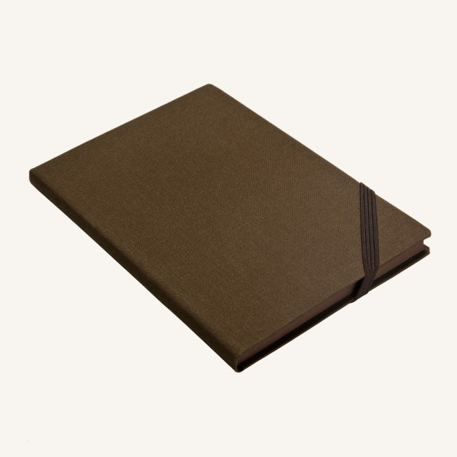 Daycraft Make My Day lined notebook A5 (brown)