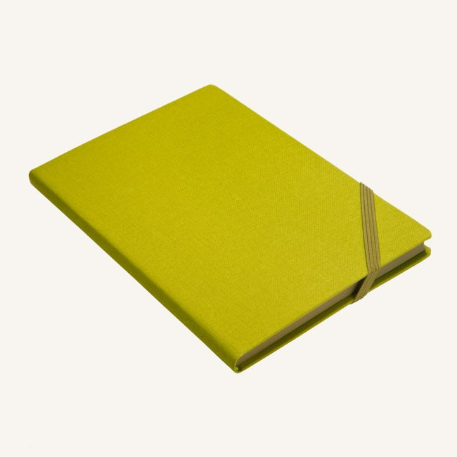 Daycraft Make My Day lined notebook A5 (green)
