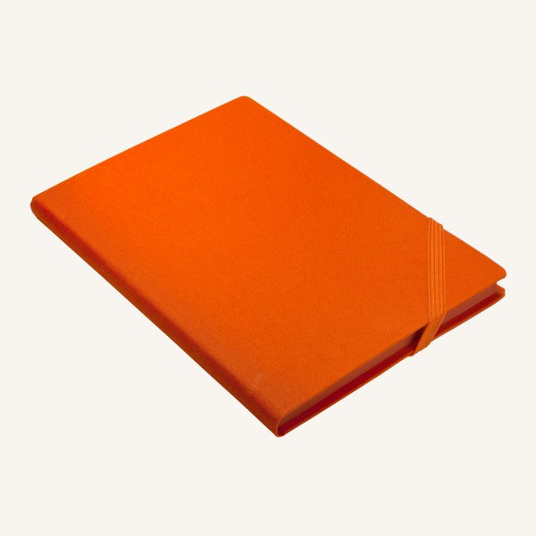 Daycraft Make My Day lined notebook A5 (orange)