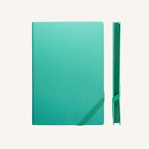 Daycraft Make My Day lined notebook A6 (turquoise)