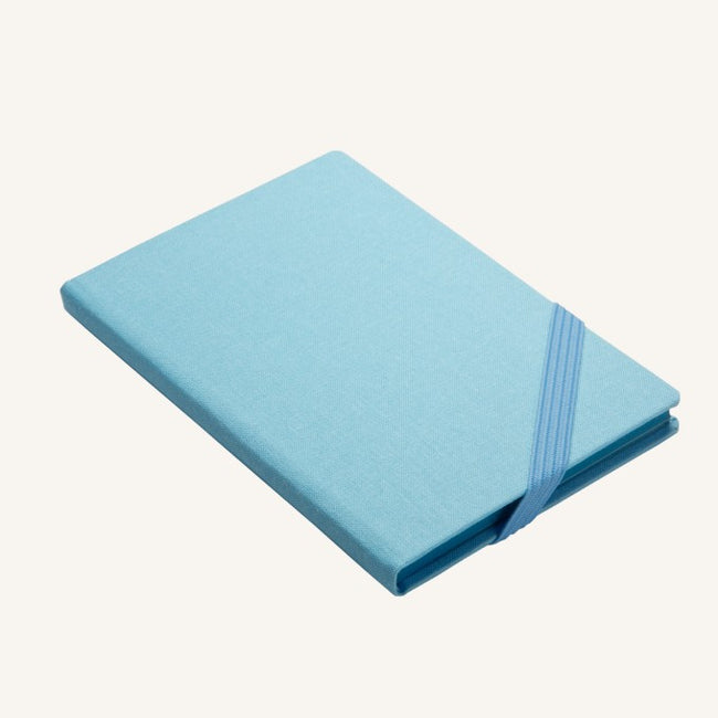 Daycraft Make My Day lined notebook A5 (sky blue)