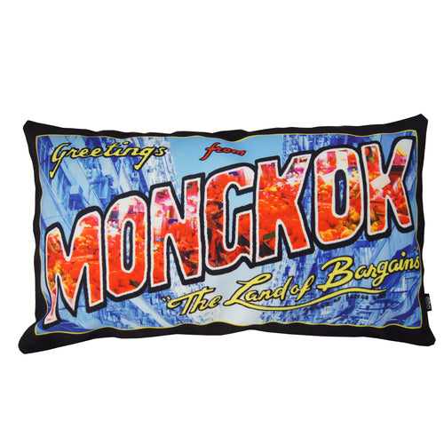 'Mongkok' cushion with filling, Homeware, Goods of Desire, Goods of Desire