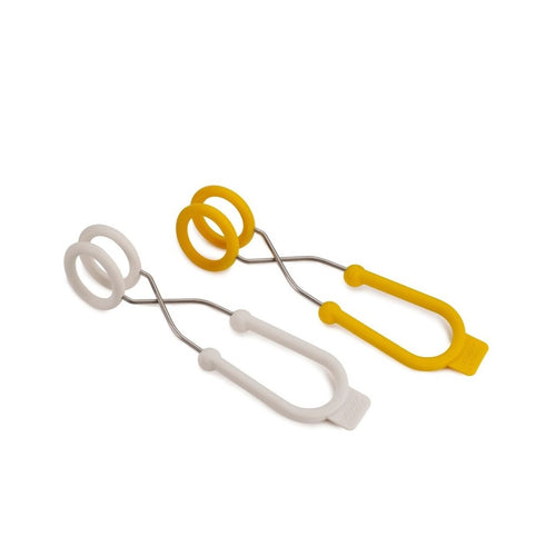 O-Tongs set of 2 Egg Boiling Tongs by Joseph Joseph