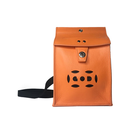 Letterbox Lightweight Pouch, Orange