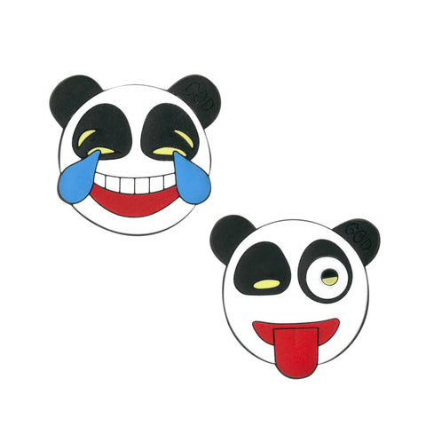 'Panda Emoji' magnets | Goods of Desire