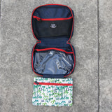 'Panda Bamboo' travel toiletry bag