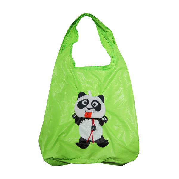 'Panda' foldable shopping bag