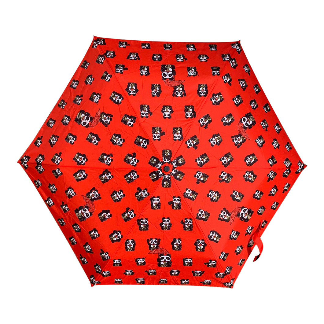 'Lucky Panda' Ultralight Umbrella
