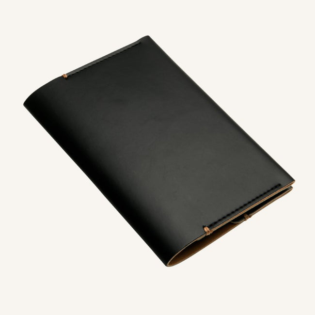 Daycraft Signature passport holder (black)