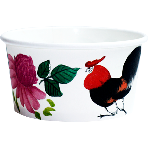 'Chicken' Paper Bowls