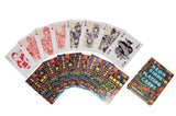 Playing cards - 'Nathan Road'