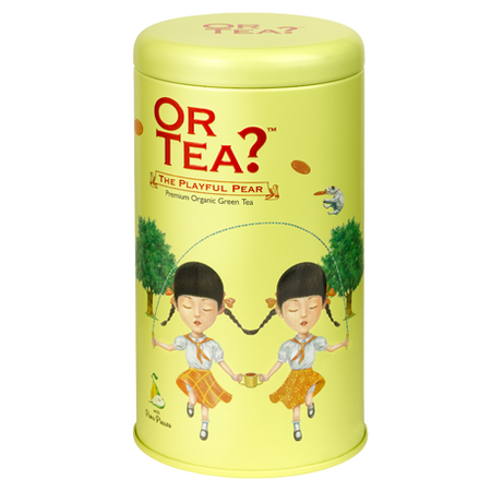 Or Tea? CuBaMint | Herbal and Fruit Loose Leaf Tea
