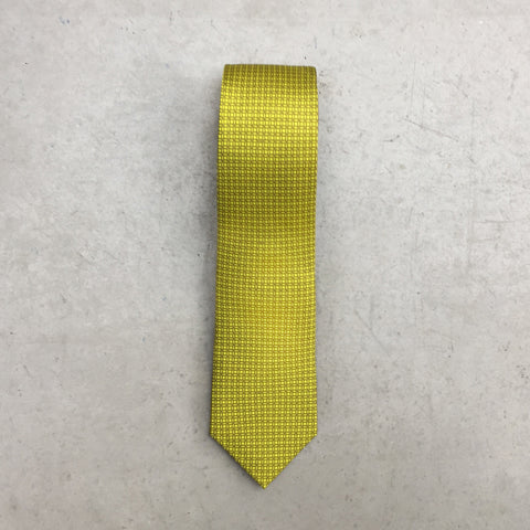 'Coins' tie (yellow)