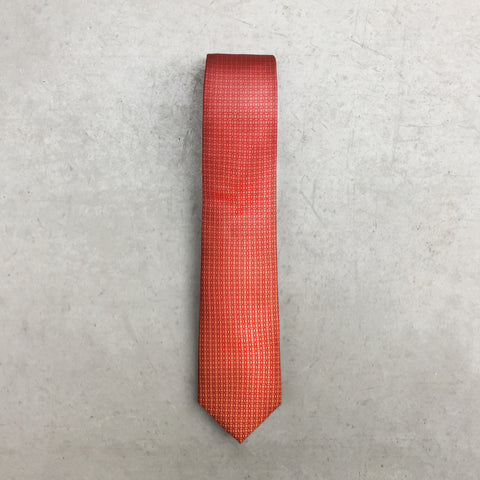 'Coins' tie (red)