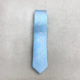 'Double Happiness' tie (sky blue)