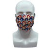 Waves Pleated Mask