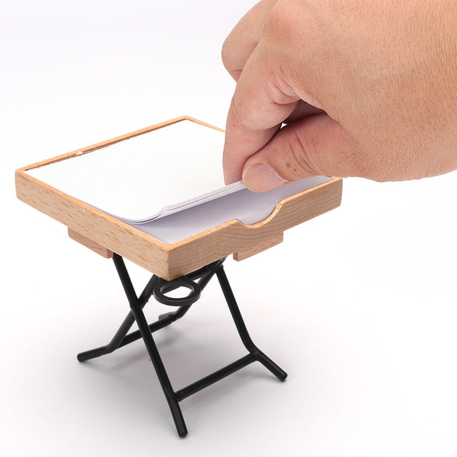 Memo Holder, Mahjong Table