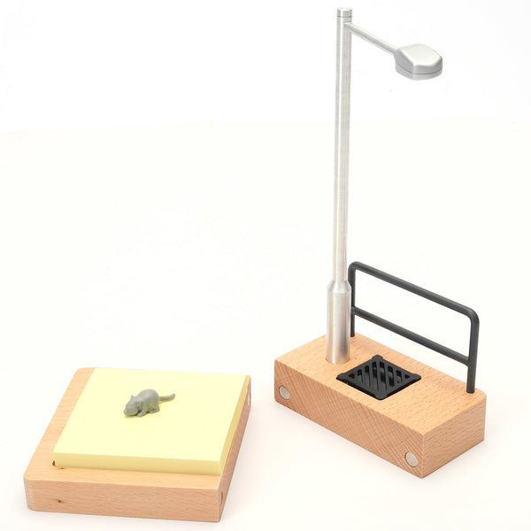 Memo Holder, Street Light