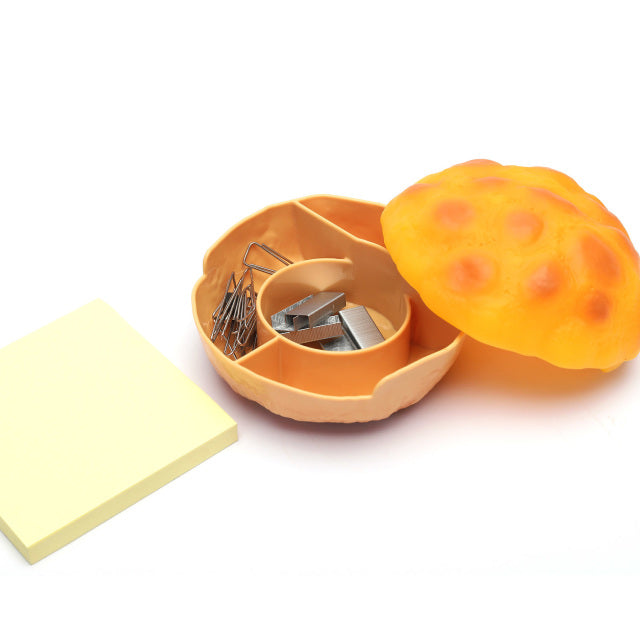 Pineapple Bun Butter Memo Pad