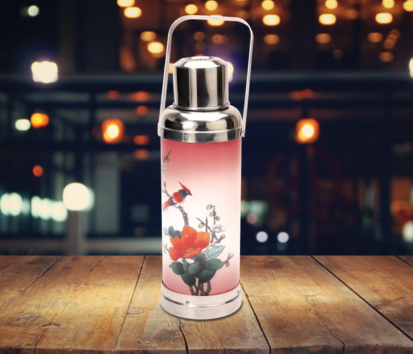 Vacuum Flask Lamp, Bird