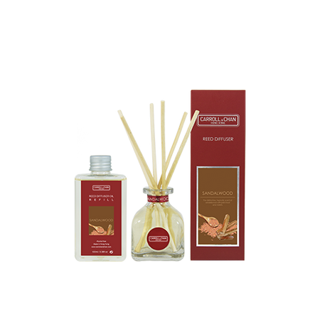 Ginger Lily 200ml Diffuser Set by Carroll&Chan