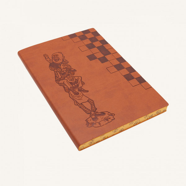 Daycraft Signature Lined Notebook Old Master Q Edition - A5, My Best Friends