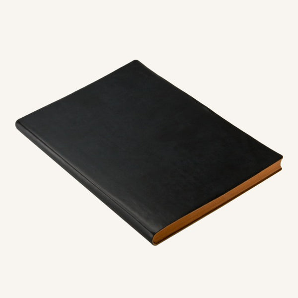Daycraft Signature lined notebook A5 (black)