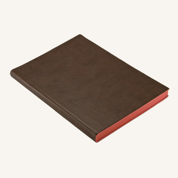 Daycraft Signature plain notebook A5 (brown)