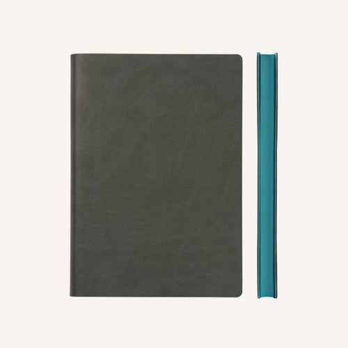 Daycraft Signature lined notebook A5 (grey)
