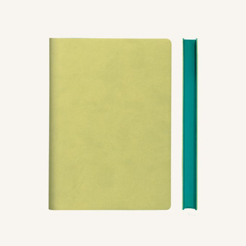 Daycraft Signature lined notebook A5 (light green)