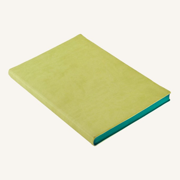 Daycraft Signature plain notebook A5 (light green)