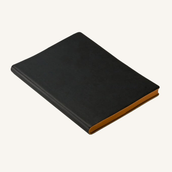 Daycraft Signature plain notebook A6 (black)