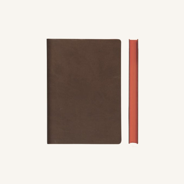 Daycraft Signature plain notebook A6 (brown)