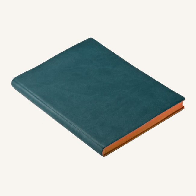 Daycraft Signature lined notebook A6 (green)